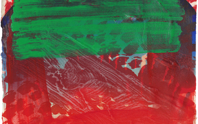 HOWARD HODGKIN (1932-2017), Strictly Personal