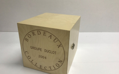 Duclot Bordeaux Collection assortment case 2004