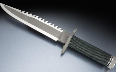 Jimmy Lile First Blood #50 knife.
