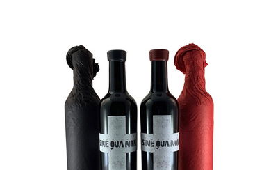 Sine Qua Non Grenache 2007, To The Rescue, Vin de Paille (2 half-bottles)