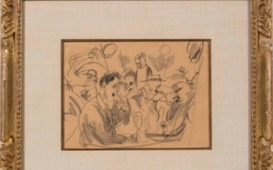 Attributed to Jules Pascin