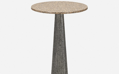 Brutalist, occasional table