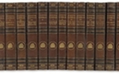 CONRAD, JOSEPH. Works. 20 volumes. Titles in...