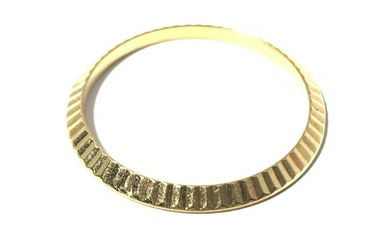 ROLEX 14KT YLW GOLD BEZEL REPLACEMENT FOR WATCH