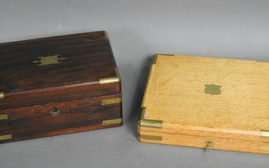 2 CAMPAIGN STYLE BOXES