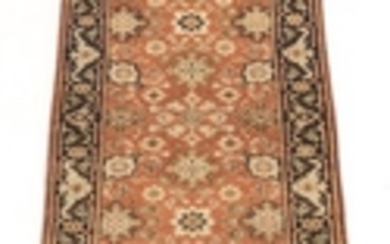 Hand-Knotted Mahal Runner