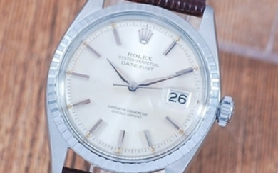 Rolex - Oyster Perpetual DateJust- 1603 - Men - 1980-1989