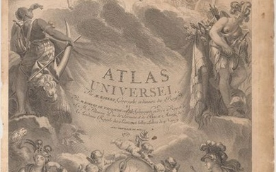 """Atlas Universel"", Robert de Vaugondy"