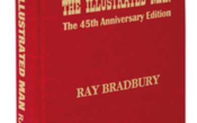 BRADBURY, RAY. The Illustrated Man: The 45th...