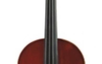 Modern French Violin - Georges Coné, Lyon, 1937, bearing the maker's original label, length of two-piece back 357 mm.