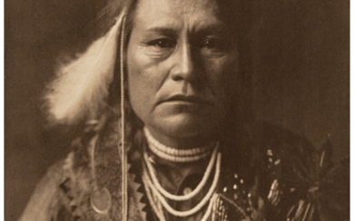 Edward Sheriff Curtis (1868-1952), The North American Indian, Portfolio 7 (Complete with 36 works) (1905-1910)