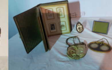 MISC. LOT OF RELIGIOUS RELATED ITEMS