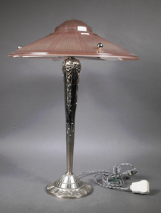 Period Art Deco French Table Lamp