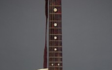 AMERICAN ARCH TOP GUITAR BY MARIO MACCAFERRI