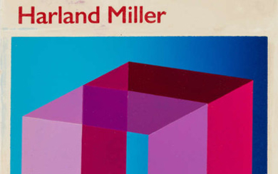 Harland Miller (b.1964) In Shadows I Boogie (Blue)