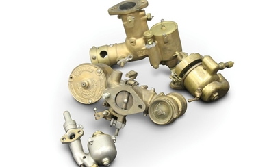 Brass Carburetors, including Kingston and Rayfield