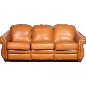 Bradington Young Leather Recliner Sofa