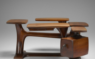 Eben W. Haskell, Lynn McLarty and Michael Kirchner, desk for California Design 11