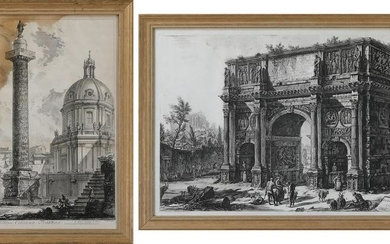 GIOVANNI BATTISTA PIRANESI (Italian, 1720-1788)