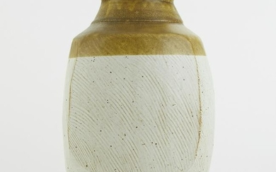 Warren MacKenzie Studio Pottery Vase Marked