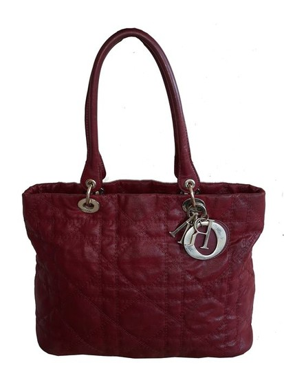 Christian Dior - Lady Dior Cannage Handbag