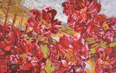 Patricia Tobacco Forrester Lithograph, Signed Edition - Patricia Tobacco Forrester (1940-2011)