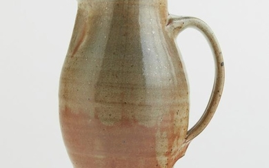 Warren MacKenzie Studio Pottery Pitcher Marked
