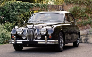 1967 Jaguar Mark 2 3.8 Saloon
