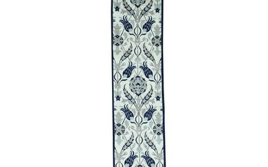 Hand-Knotted Arts And Crafts William Morris Design