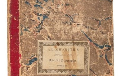 Arrowsmith, Atlas of Ancient Geography 1829