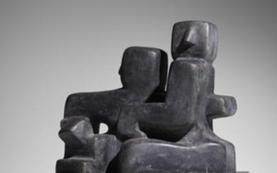 Louise Nevelson, Two Figures