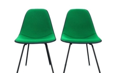 Charles Eames, Ray Eames - Herman Miller - Seating group (2) - DSX