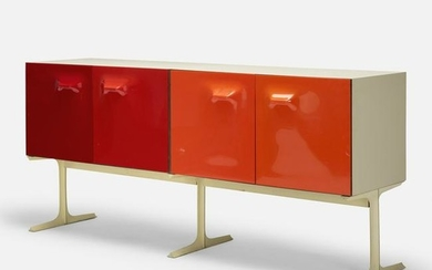 Raymond Loewy, double-sided DF 2000 cabinet