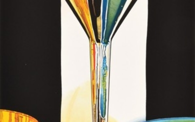 Jeanette Pasin-Sloan Lithograph, Signed Edition - Jeanette Pasin-Sloan (b. 1946)