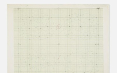 Josef Albers, sketch for a Structural Constellation