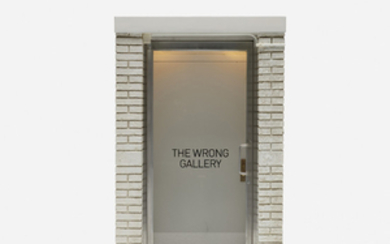 Maurizio Cattelan, The Wrong Gallery