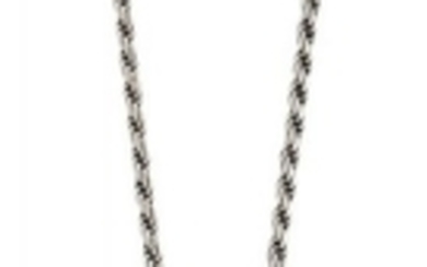 A diamond pendant necklace, by Chopard, the...