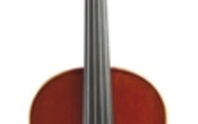 Contemporary Viola - Labeled FREDERICK A STROBEL… 2010, length of one-piece back 15 inches (38 cm).