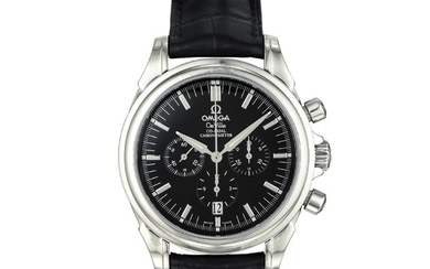 OMEGA - Omega DeVille Co-Axial Chronograph Ref. 4541.50 in Stainless Steel