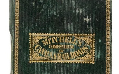 Mitchell's Compendium of Canals & Railroads