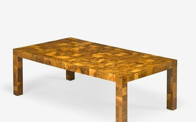 PAUL EVANS FOR DIRECTIONAL CITYSCAPE DINING TABLE