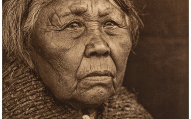 Edward Sheriff Curtis (1868-1952), The North American Indian, Portfolio 9 (Complete with 36 works) (1899-1912)