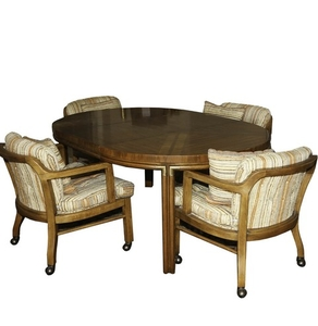 Dining Table And Chairs By Drexel