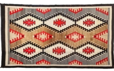 Two Navajo Klagetoh Rugs