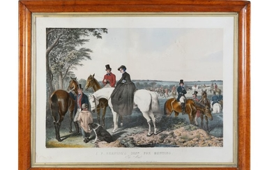 J WEST GILES, AFTER J F HERRING SNR (1795 1865)'Th…
