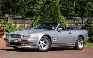 1995 Aston Martin Virage Volante 'Diamond Jubilee'
