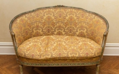 Louis XVI 19th Century Love seat
