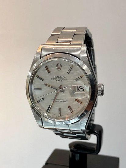 Rolex - Oyster Perpetual Date. Special Dial. - 1500 - Men - 1970-1979