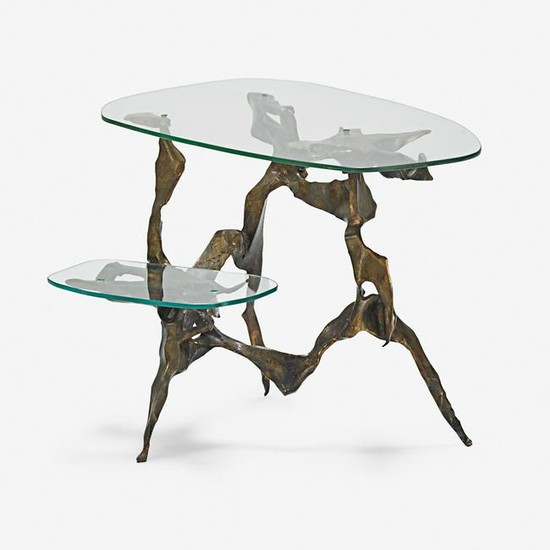 SIDO + FRANCOIS THEVENIN Biomorphic table