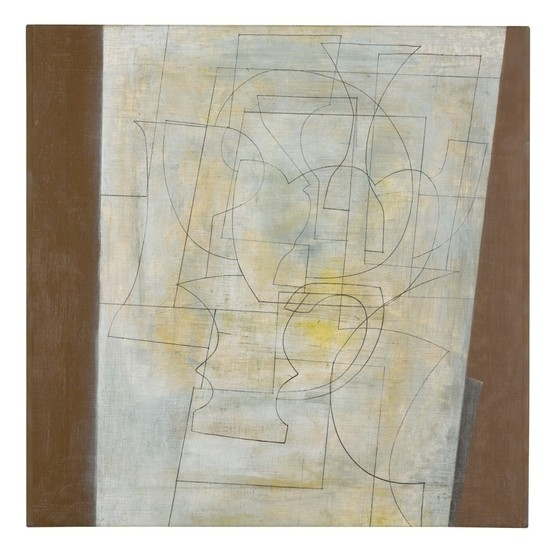 BEN NICHOLSON | MAY 1955 (GREEN CHISEL)